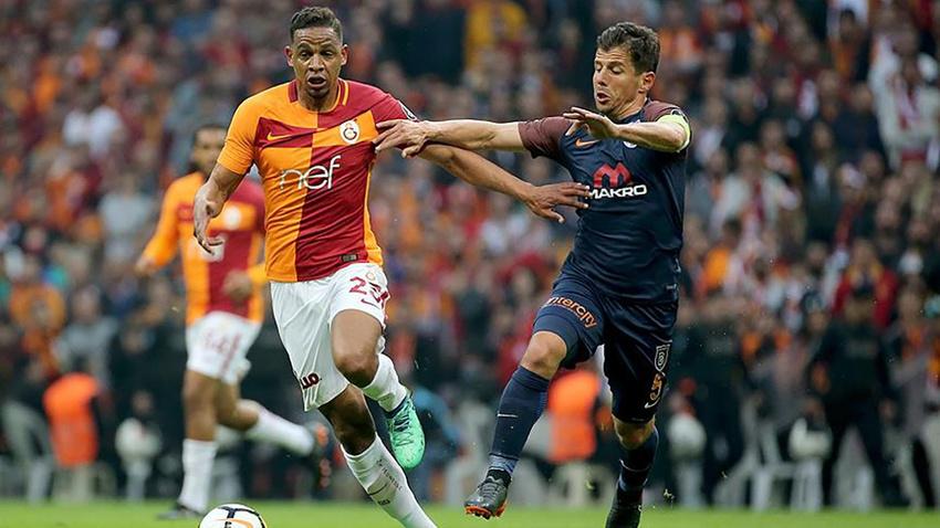 500 milyon liralık maç: Galatasaray - Başakşehir