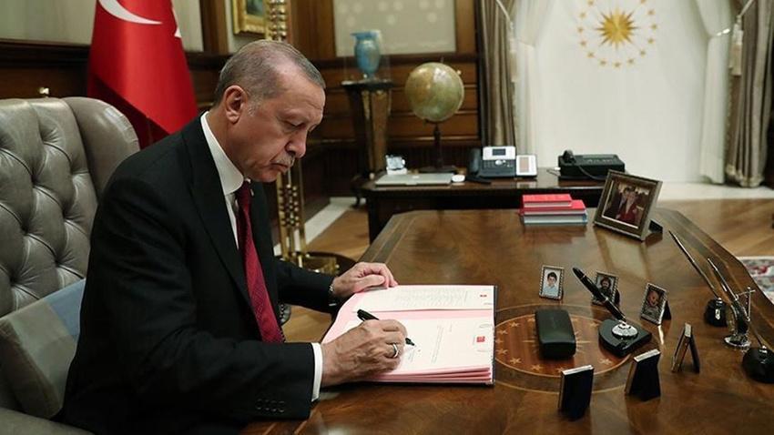 Erdoğan'dan yeni atamalar