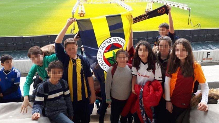 Fenerbahçe'den o fotoğraf için açıklama
