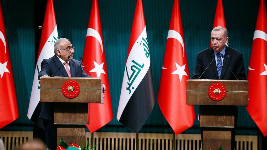 Erdoğan, Irak Başbakanı'yla görüştü