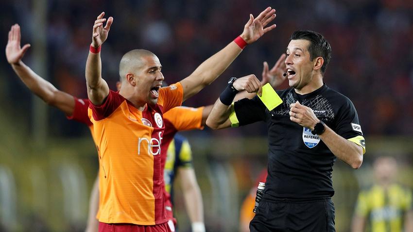 Galatasaray - Kasımpaşa maçına Ali Palabıyık atandı