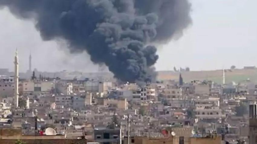 ABD: Esad rejimi kimyasal saldırı gerçekleştirdi