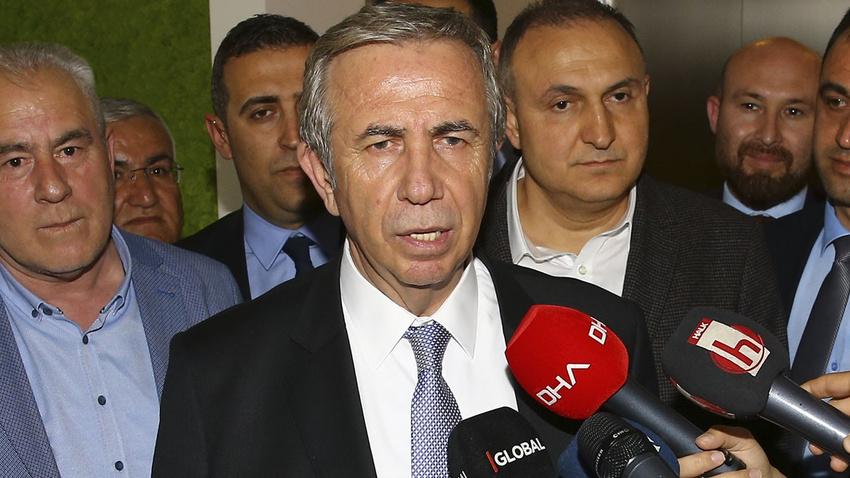 Mansur Yavaş'tan çok konuşulacak Ankara iddiası