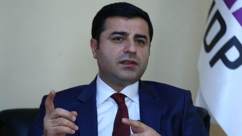 Selahattin Demirtaş için tahliye kararı... Kesinleşmiş cezası nedeniyle tahliye olamayacak