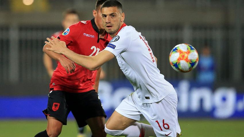 Türkiye - İzlanda maçında Merih Demiral'ı izleyecekler