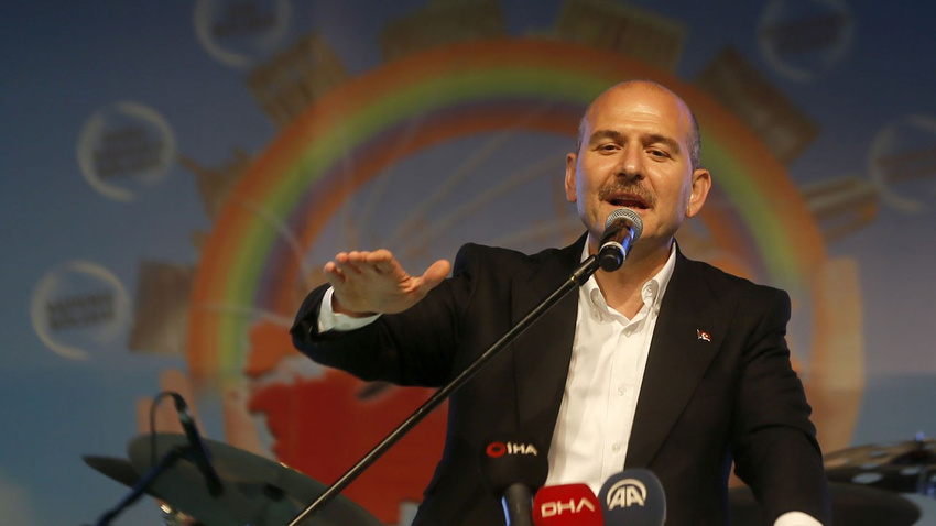 Soylu: Görevimiz İstanbul'a PKK'nın sızmasını engellemektir