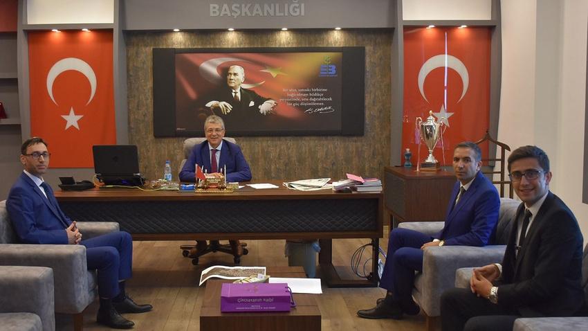Edremit'e Başkan Arslan'dan doğalgaz müjdesi