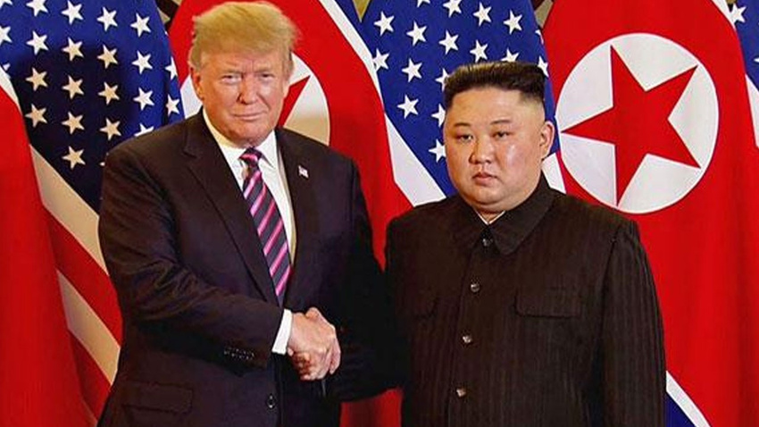 Kim Jong Un'dan Trump'a mektup