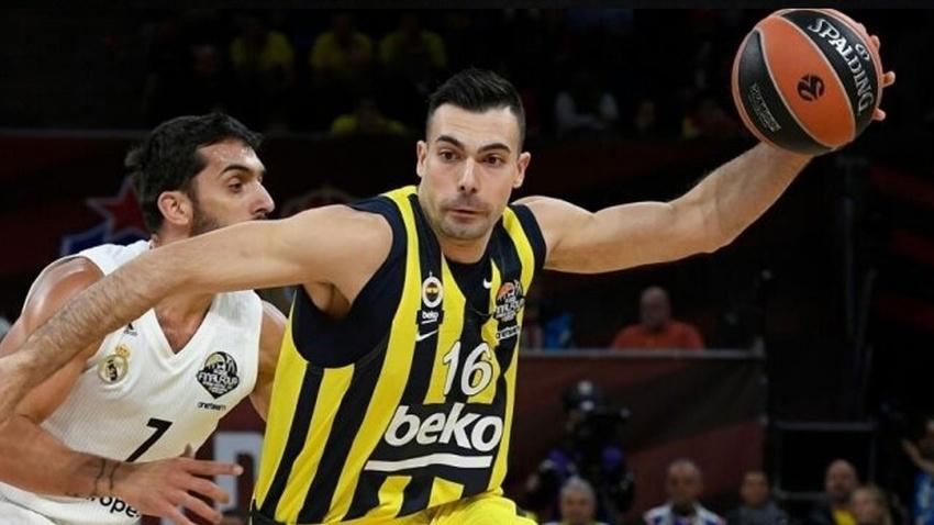 Kostas Sloukas'ın acı günü