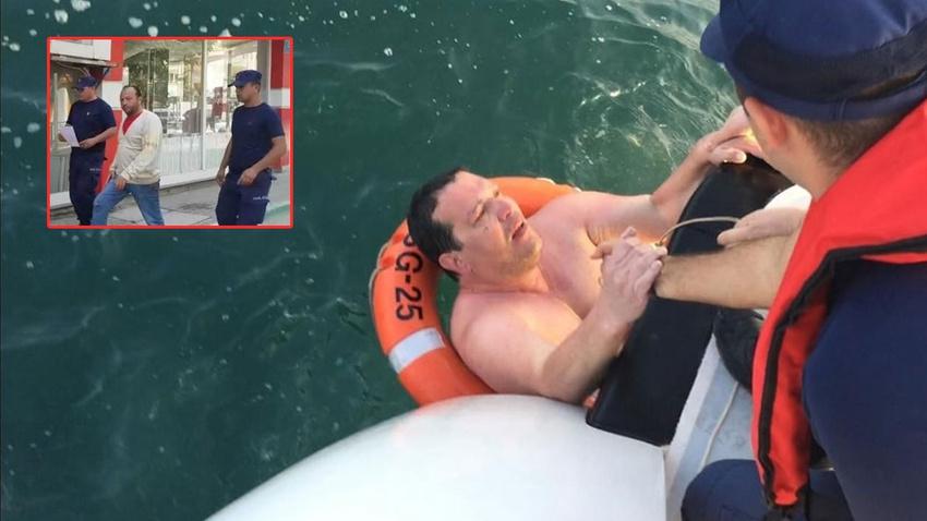 Teknenin kaptanına gözaltı, sahibine soruşturma