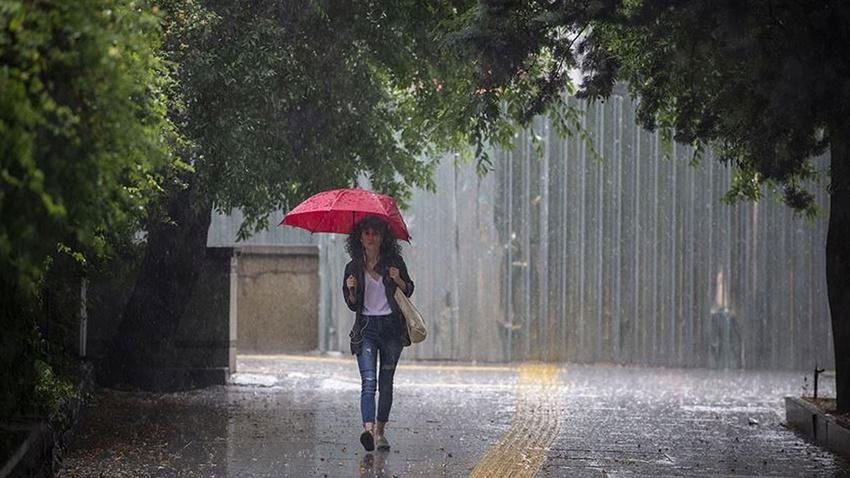 Meteoroloji'den kritik uyarı: Dışarı çıkanlar dikkat!