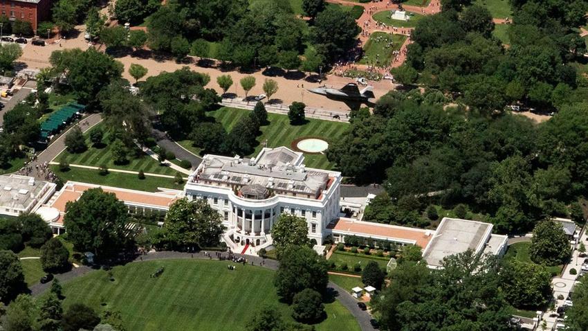Beyaz Saray'dan F-35 paylaşımı