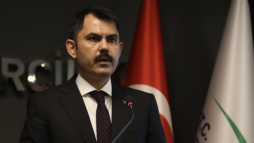 Bakan Kurum: Güvenli bölgeye 1 milyon Suriyeli yerleşecek