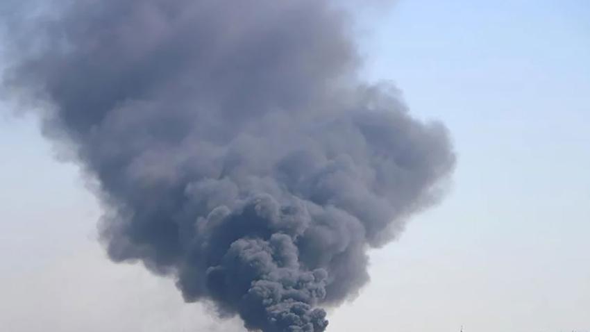 İran'a ait petrol tankerine roketli saldırı!