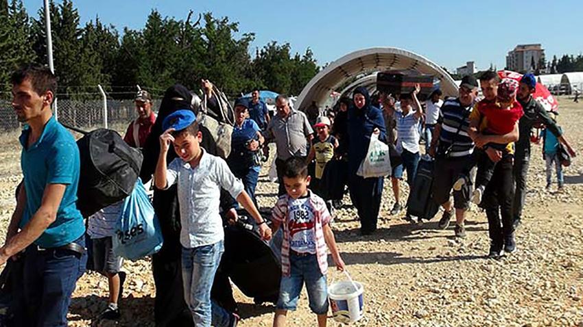 Türkiye'de kaç Suriyeli yaşıyor?