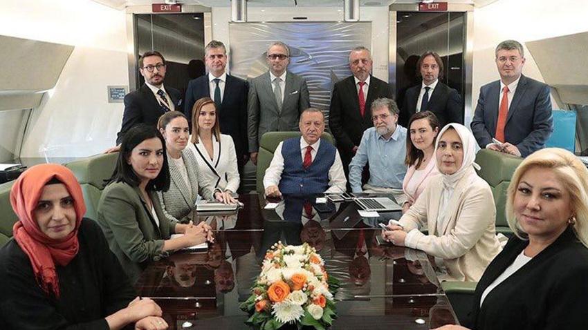 Cumhurbaşkanı Erdoğan: Dava terk edilmez