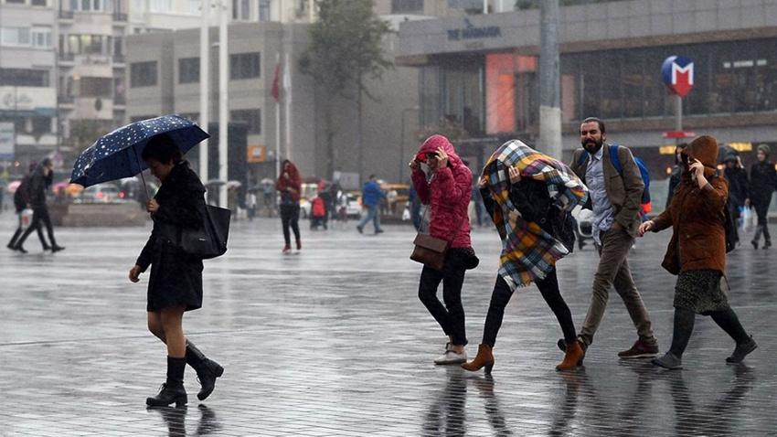 Yağmur İstanbul'u ne zaman terk edecek? İBB açıkladı