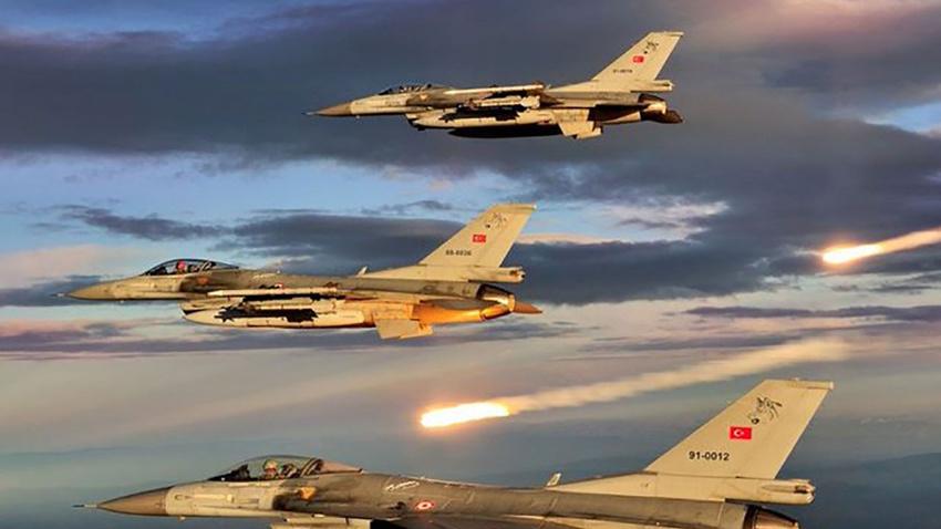 MSB: Kuzey Irak'ta 5 terörist etkisiz hale getirildi
