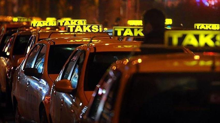 """""""Hiçbir taksici 'arabayı teslim edeceğim' diye mazeret beyan edemez!"""
