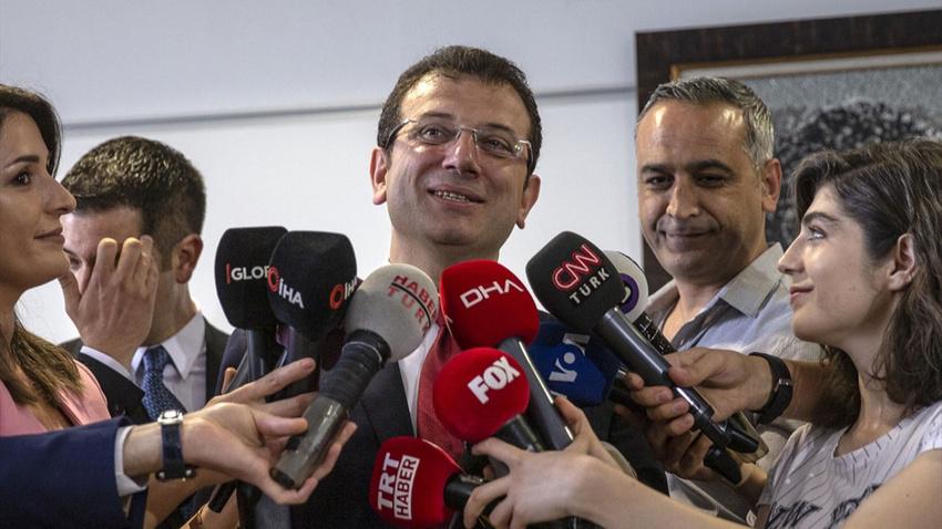 İmamoğlu: Ne acıdır ki kasada 6 milyon lira para vardı