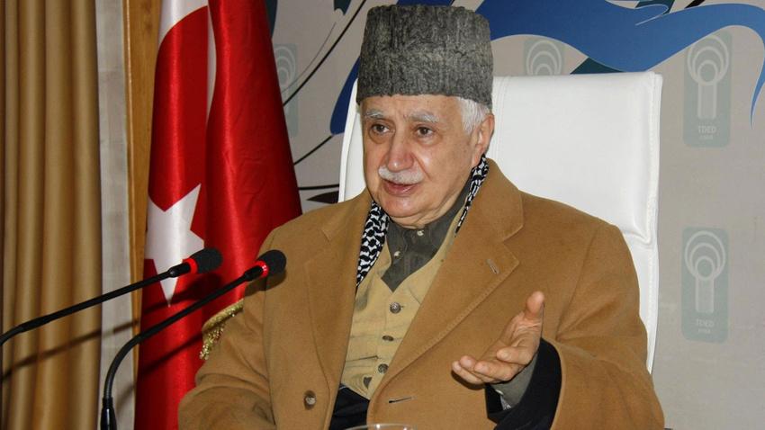 Gazeteci yazarMehmetŞevket Eygi vefat etti