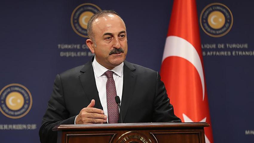 Çavuşoğlu: Rumlar iş birliği yapmazsa, Türkiye'nin faaliyetleri sürecek