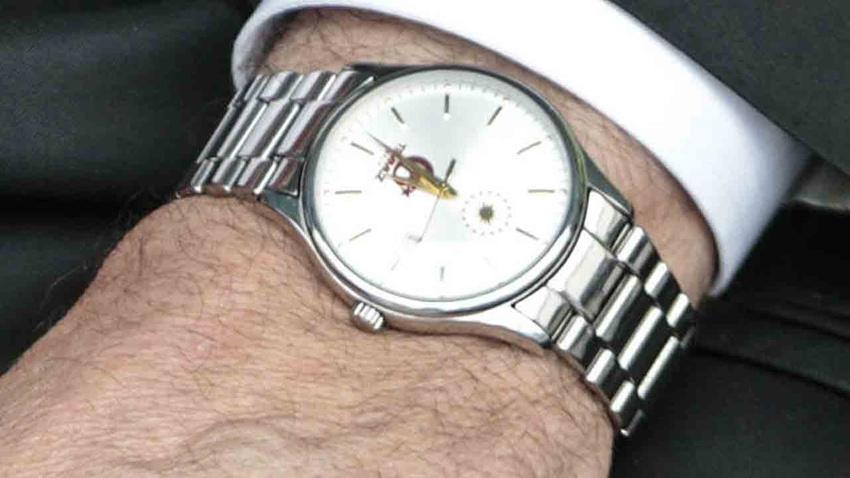 Cumhurbaşkanı Erdoğan 15 Temmuz'a özel saat taktı