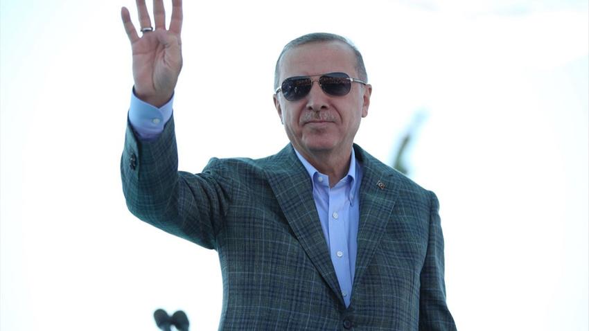 Cumhurbaşkanı Erdoğan: Şimdi de Fırat'ın doğusuna gireceğiz