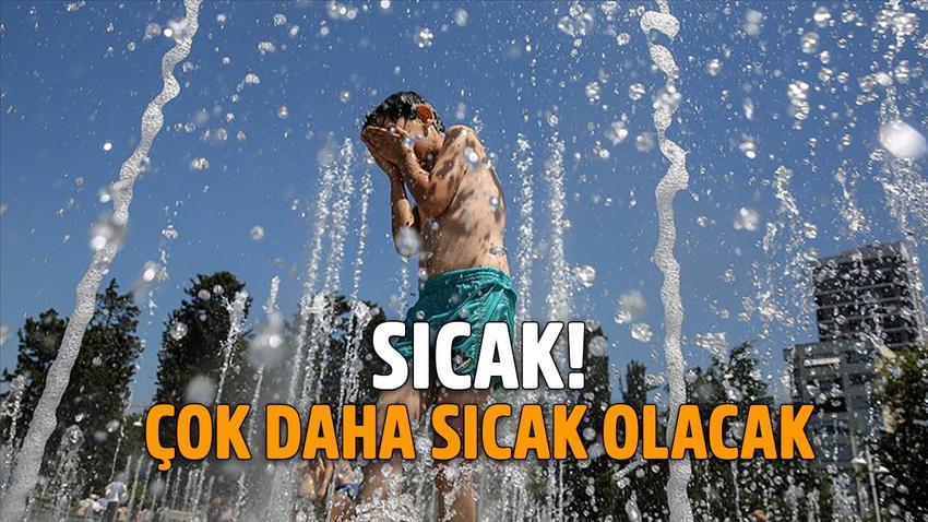 İstanbul'a sıcaklık ve nem uyarısı!