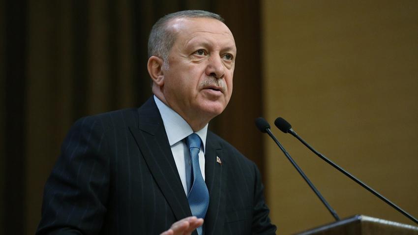 Erdoğan'dan 'güvenli bölge' mesajı