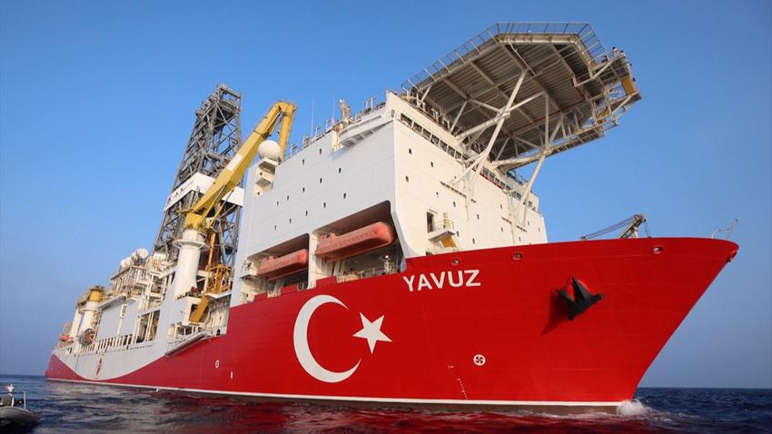 Yavuz sondaj gemisinin özellikleri