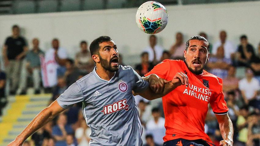 Başakşehir 0-1 Olympiakos maç sonucu