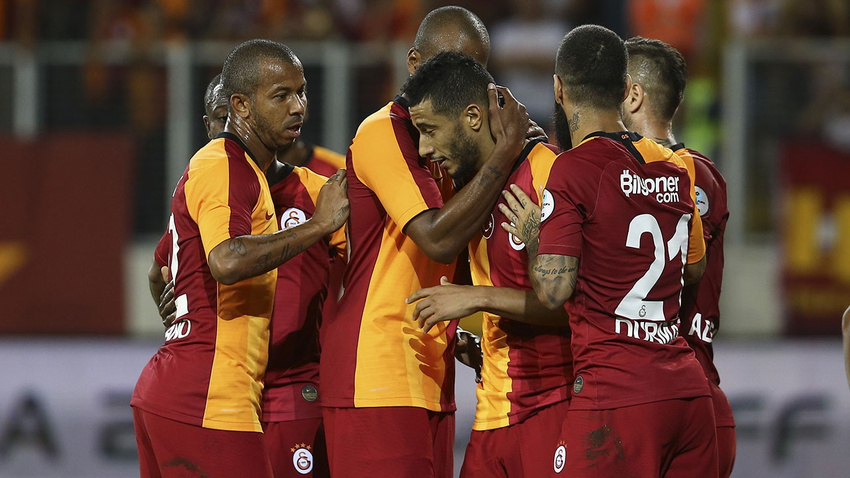 Süper Kupa'nın sahibi Galatasaray!