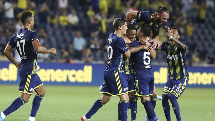 Fenerbahçe – Cagliari: 2-2 Maç sonucu