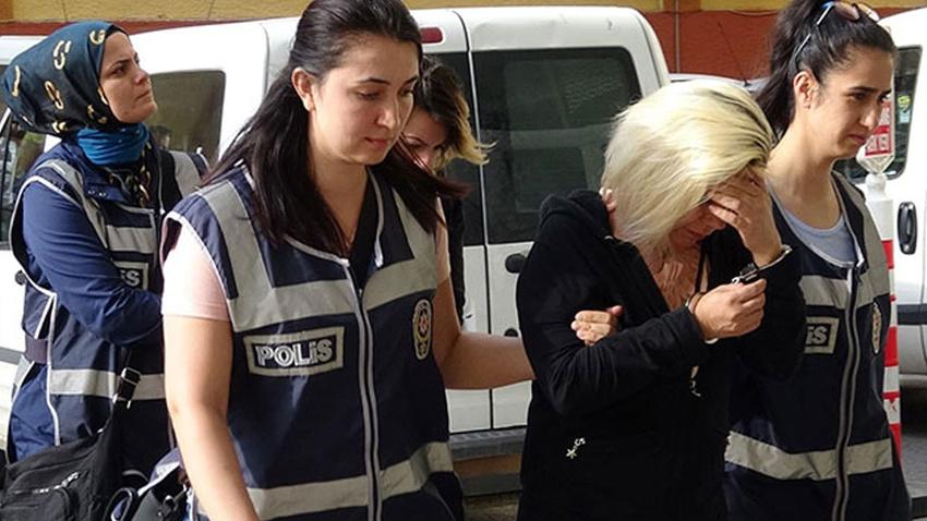 Polisten 'Hanımağa' ve çetesine operasyon: 8 gözaltı