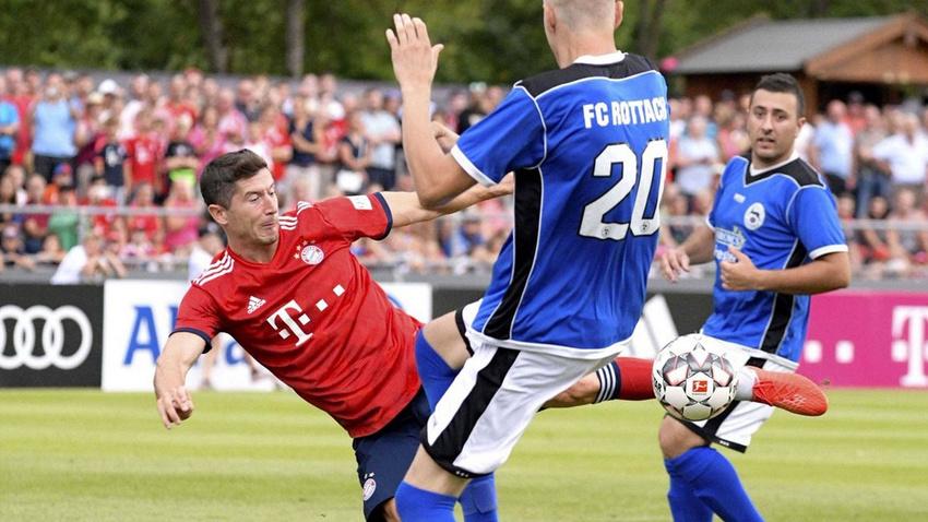 Alman devi acımadı, 23 gol!