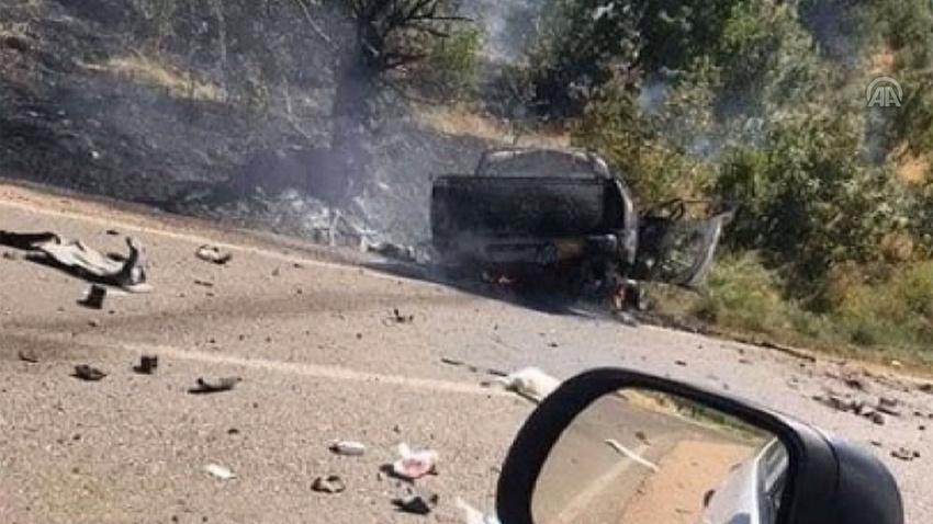 Erbil saldırısının planlayıcısı 2 terörist etkisiz hale getirildi