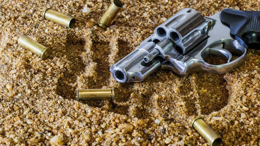 Denizli'de silahlı kavga: Muhtar ve azası tabancayla vuruldu