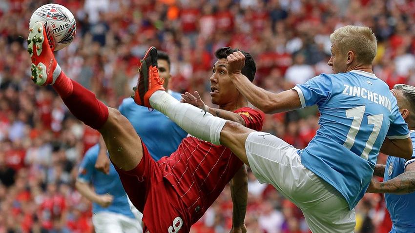 Liverpool Premier Lig'e farklı başladı
