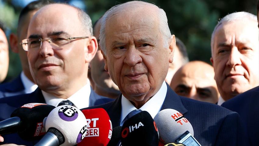 'Türkiye'de erken seçime ihtiyaç yok'