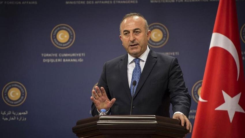 Bakan Çavuşoğlu'ndan net mesajlar