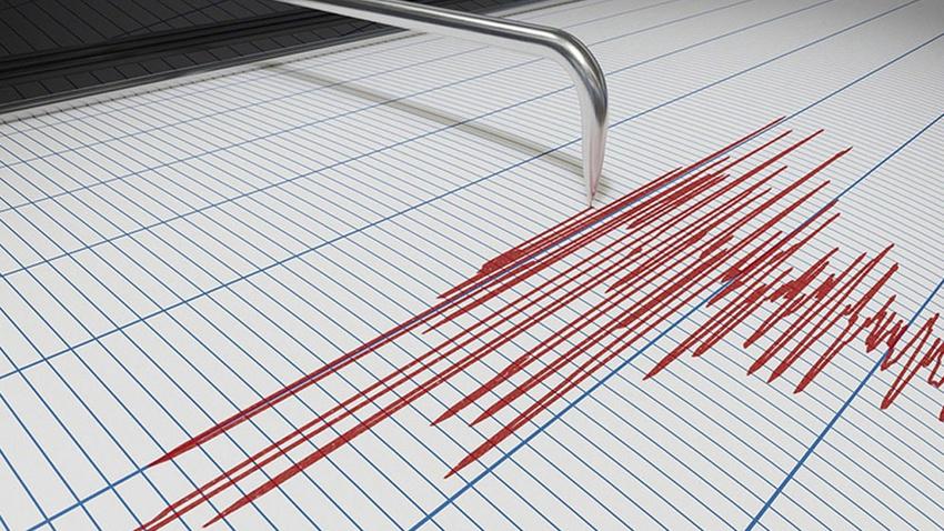 Yunanistan'da 4.7 büyüklüğünde deprem