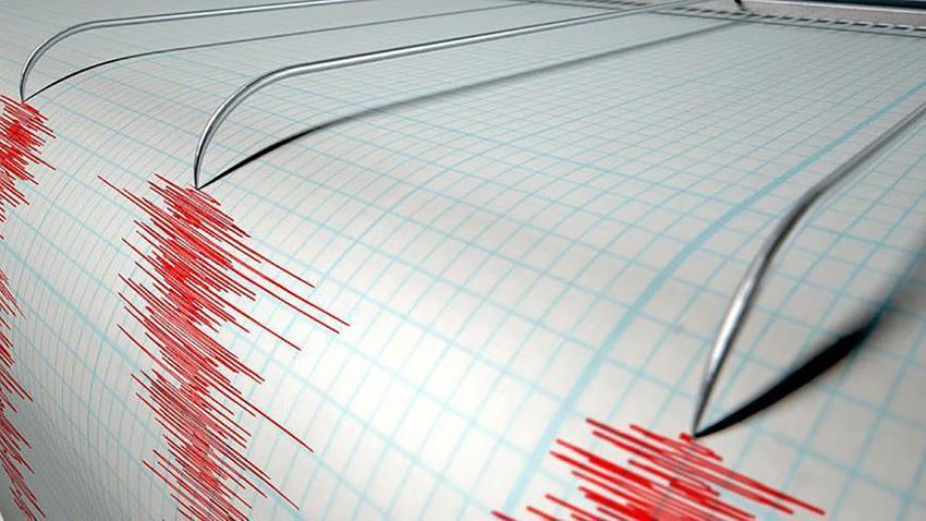Diyarbakır Hazro'da deprem