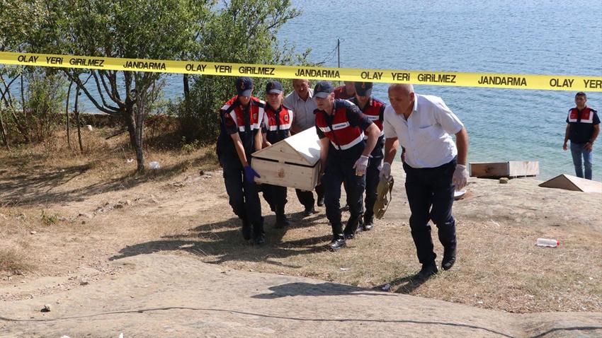 Kastamonu'dan kahreden haber!.. Bir aile baraj gölünde boğuldu!