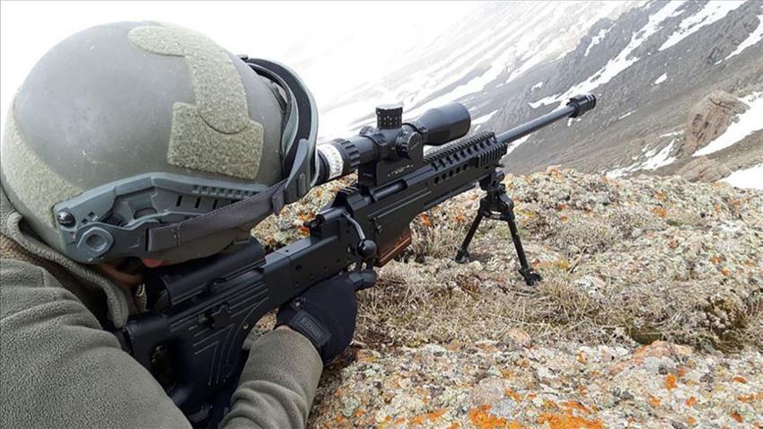 Kars'ta 3 terörist etkisiz hale getirildi