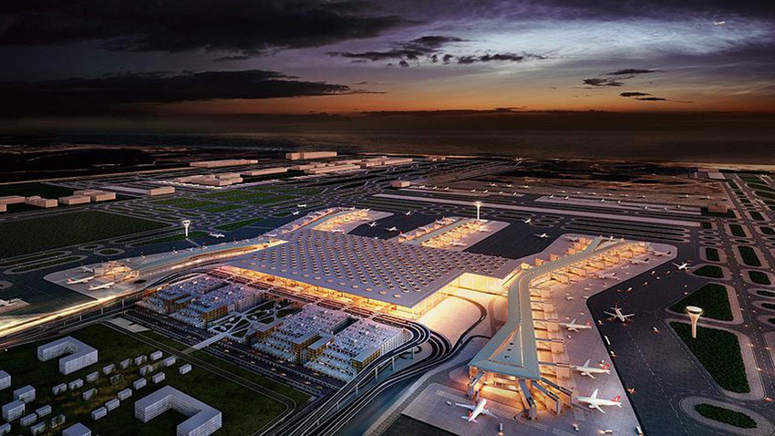 Resmi Gazete'de yayımlandı...  İstanbul Havalimanı bundan sonra...