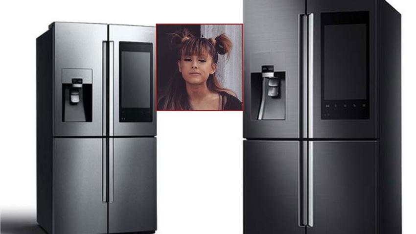 Anne ile kızın teknoloji savaşı: Akıllı buzdolabından Tweet attı