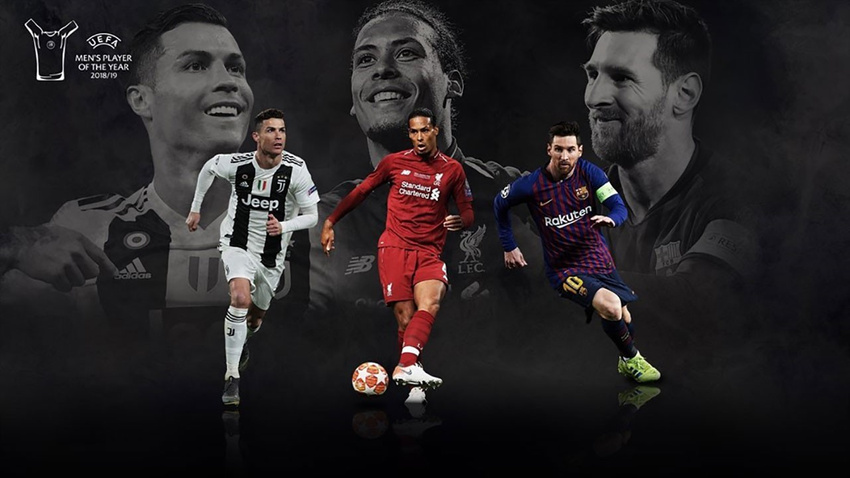 UEFA Yılın Futbolcusu aday sayısı 3'e indirildi