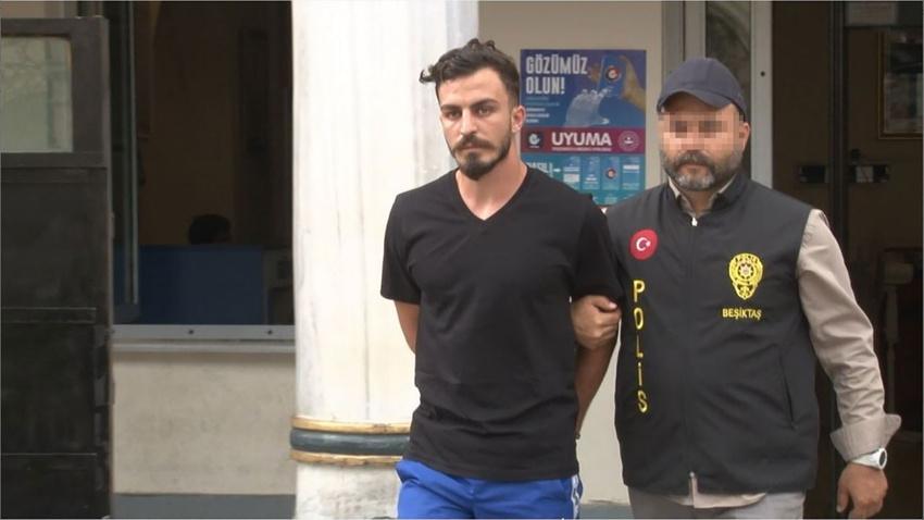 Sahaya giren ünlü YouTuber serbest bırakıldı