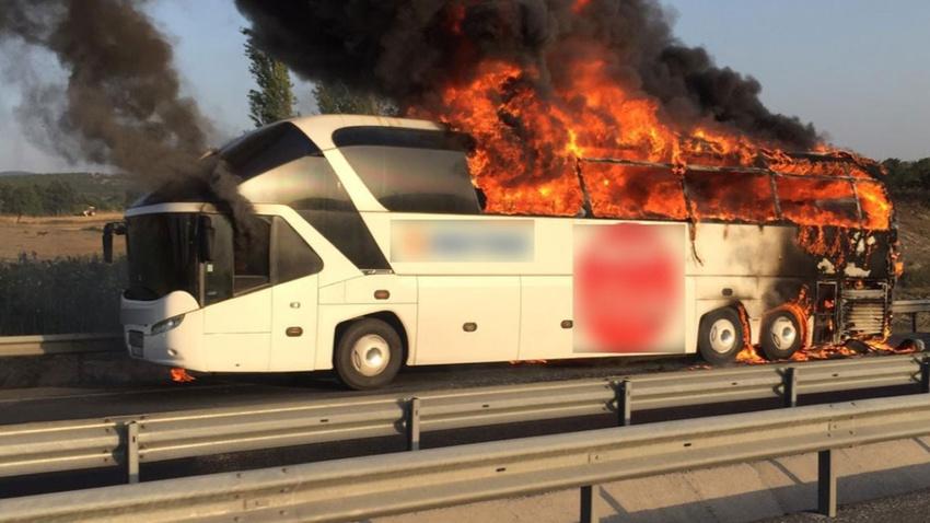 Yolcu otobüslerinde öldüren hile